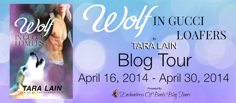 Wolf in Gucci Loafers Blog Tour Banner